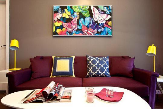 万博官网配色搭配技巧,让家更有质感!